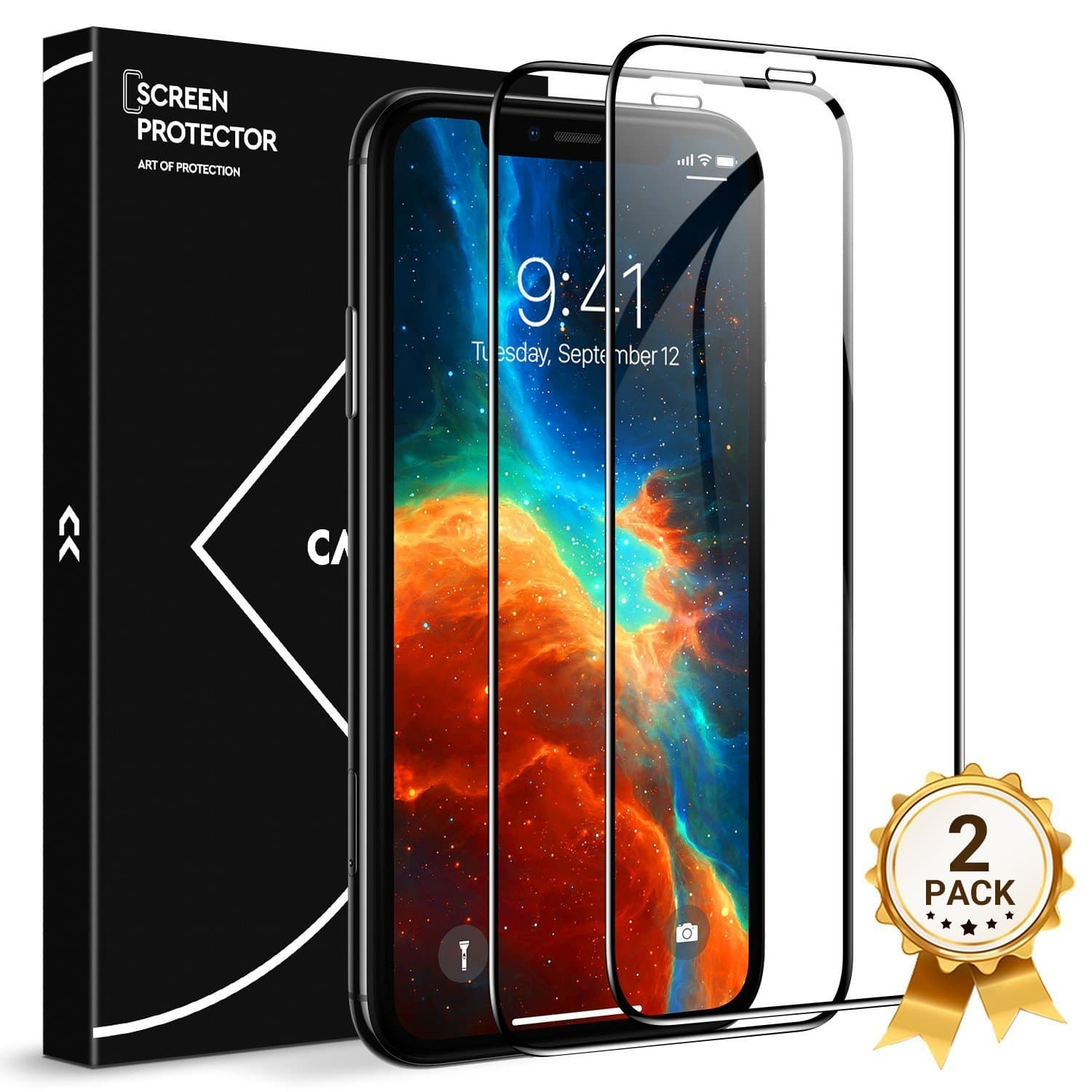 CASEKOO iPhone 11 Pro 9H Screen Protector