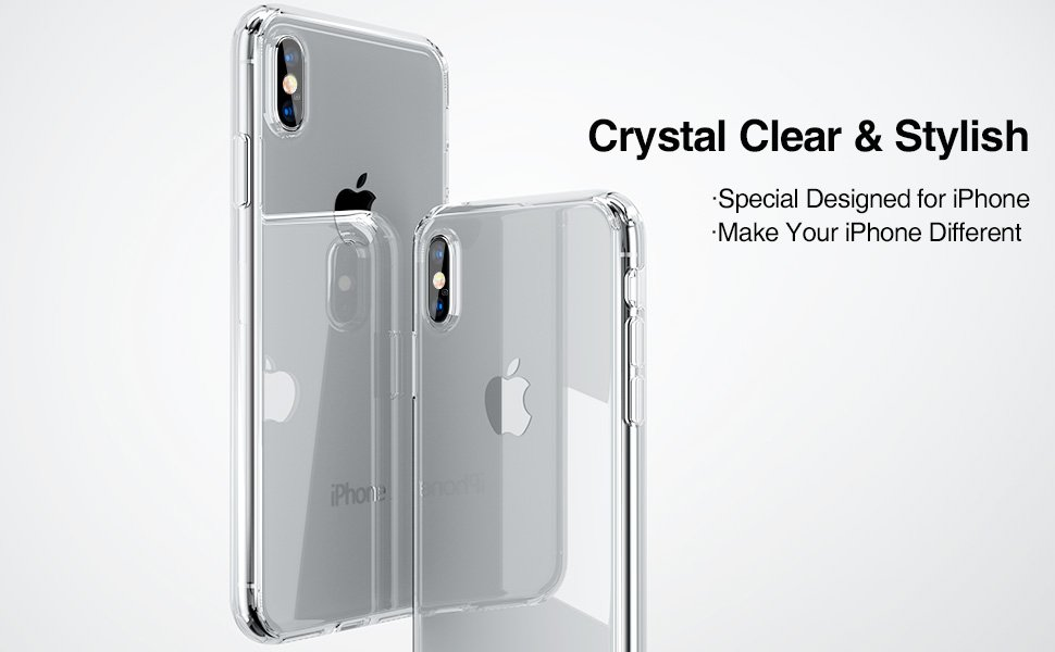 casekoo iPhone XS protective case