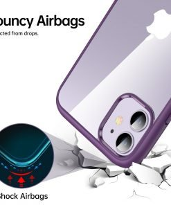 casekoo iPhone11 case purple