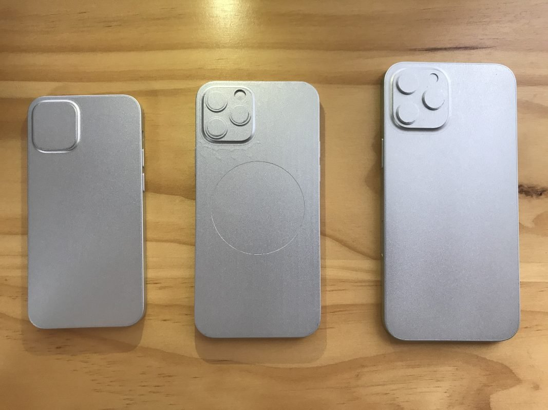 iPhone 12 Lineup In 2020