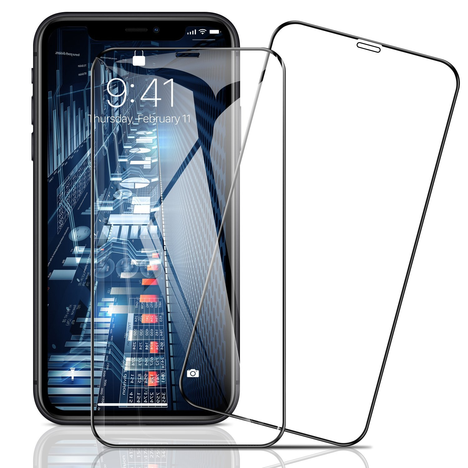 casekoo iPhone super protecive screen protector
