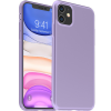 iphone 11 slim matte case purple