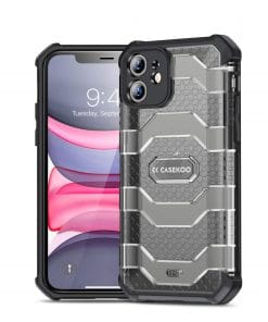 casekoo defense armor matte hard case