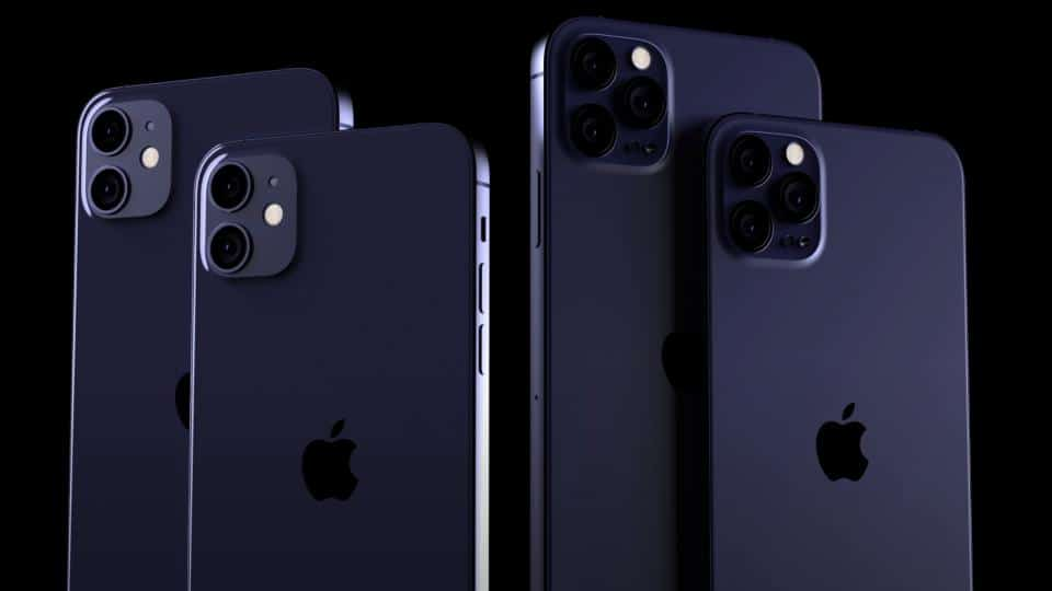 4 models of iPhone will be released