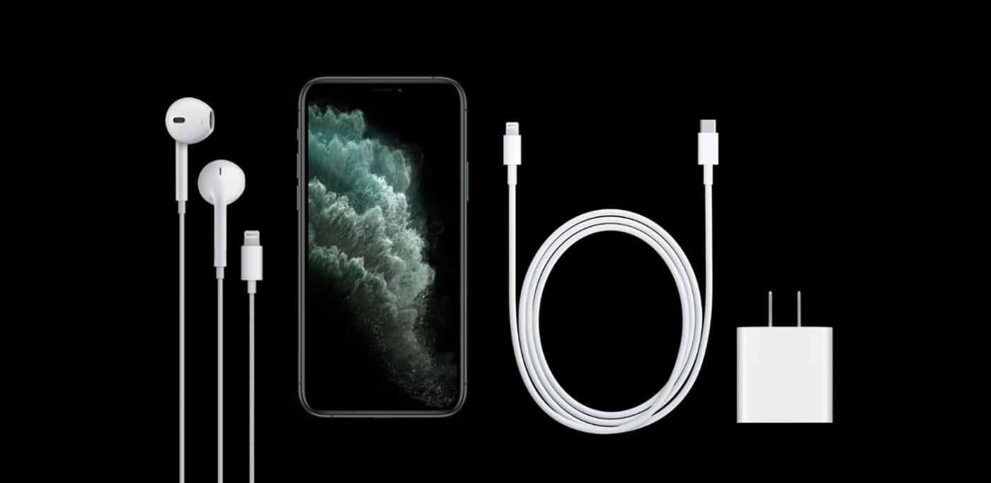 iPhone 12 may not come with power adapter what's not in the box