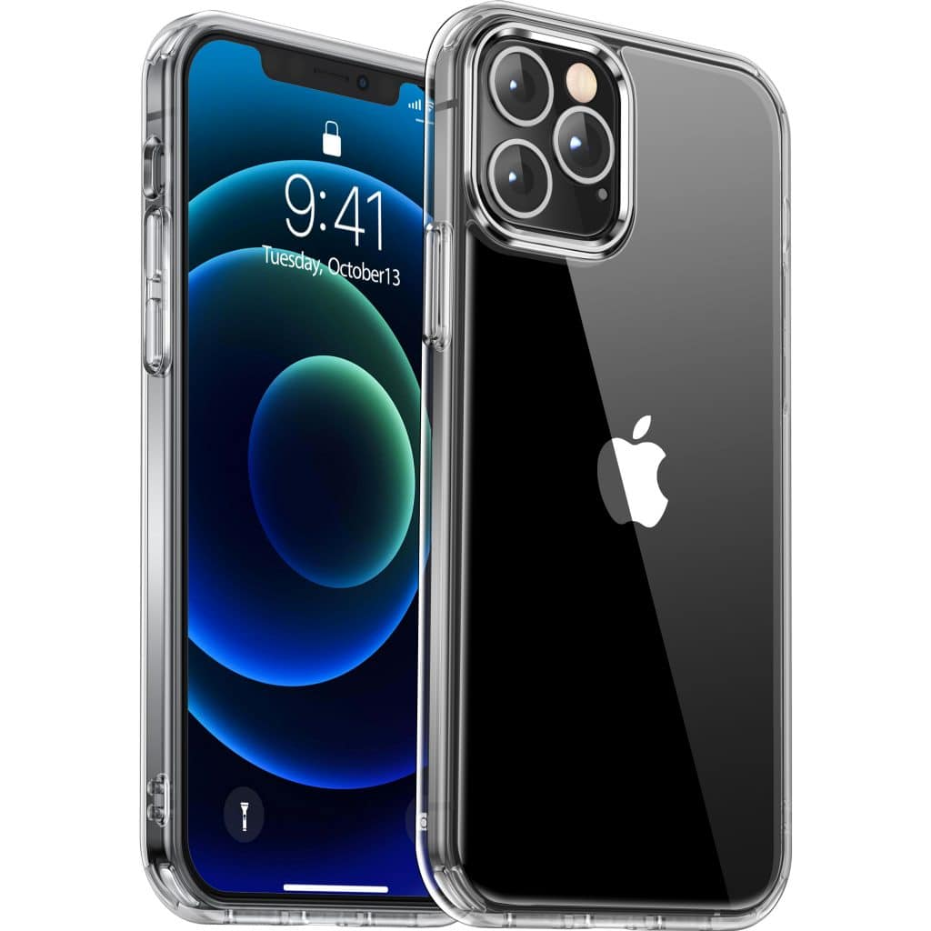 casekoo iPhone 12 pro max clear case