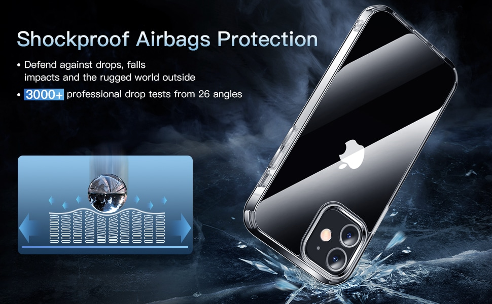 iPhone 12 clear case