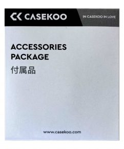 casekoo accessories package