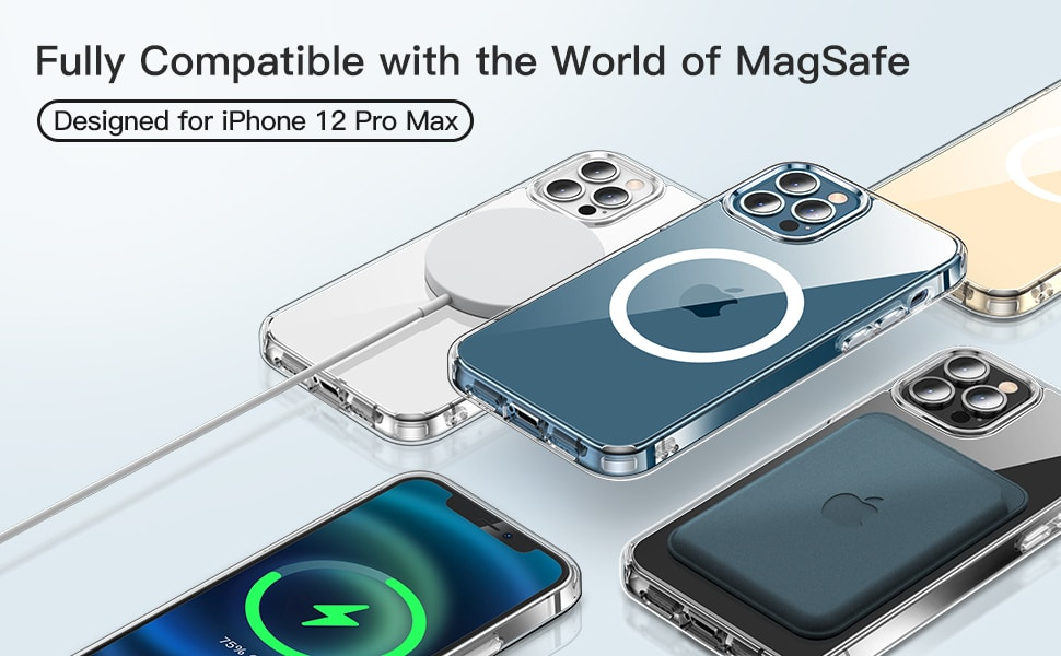 clear magsafe case 1
